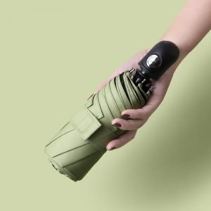 automatic folding mini umbrella