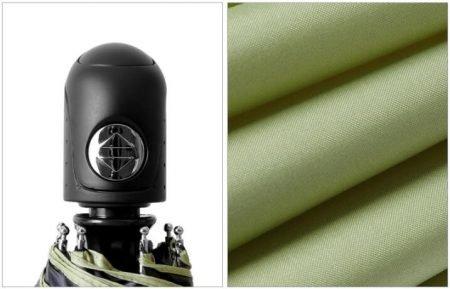 2020 automatic 5 folding sunshade sun umbrella mini pocket umbrella 8