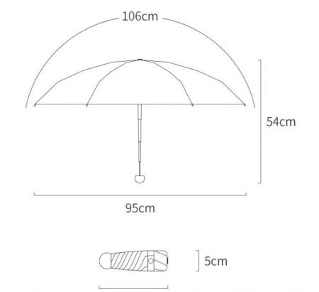 5 folding mini pocket umbrella (6)