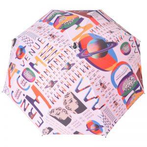 Custom Printed Golf Umbrella 1