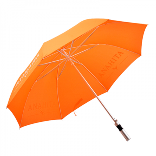 Lightweight Promotional Automatic Aluminum Golf Umbrella