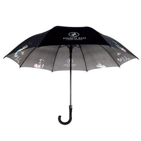 Extra Large Golf Umbrella Custom Canopy Printed 3