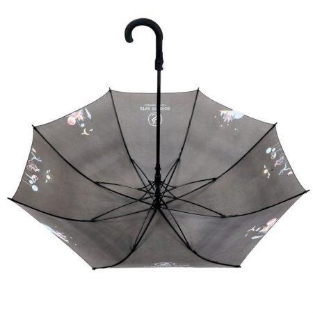 Extra Large Golf Umbrella Custom Canopy Printed 4