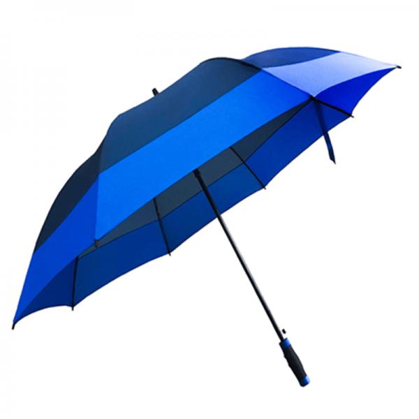 Fashionable 2019 New Design Customized Windproof Promotional Golf Umbrella