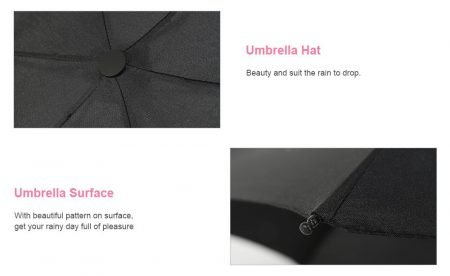180g Small-Fashion-Folding-Umbrella-Rain-Women-Gift-Men-Mini-Pocket-Parasol-Girls-Anti-UV-Waterproof