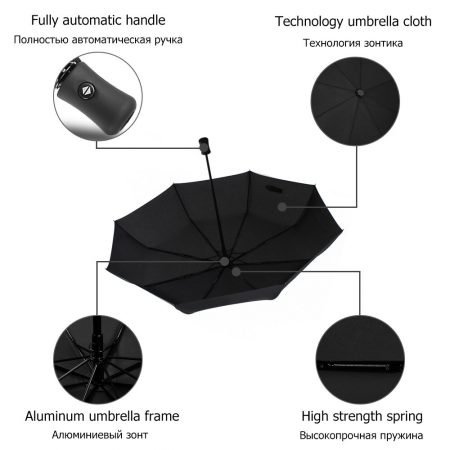 New-Full-Automatic-Umbrella-Rain-Women-Men-3Folding-Light-and-Durable-386g-8K-Strong-Umbrellas-Kids (1)