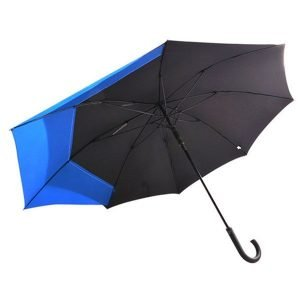 New Invention Trend Custom Made Auto Open Backpack Straight Umbrella