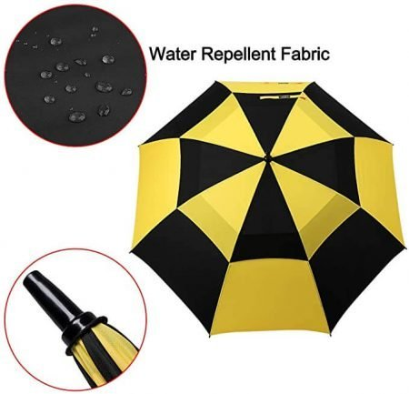 Printing Branded Golf Umbrella 6