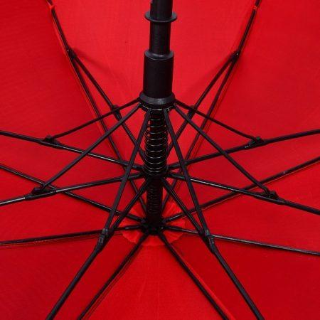 double layer pongee golf umbrella (4)