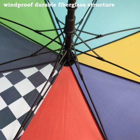 high quality golf sports umbrella 4