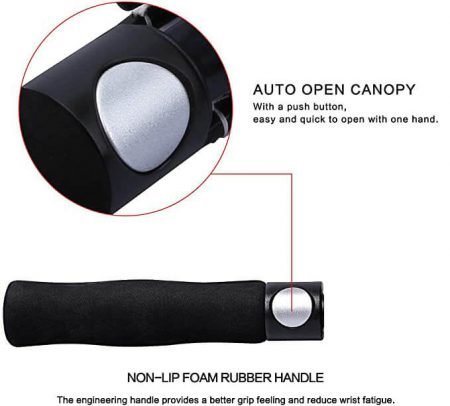 high quality golf sports umbrella 5