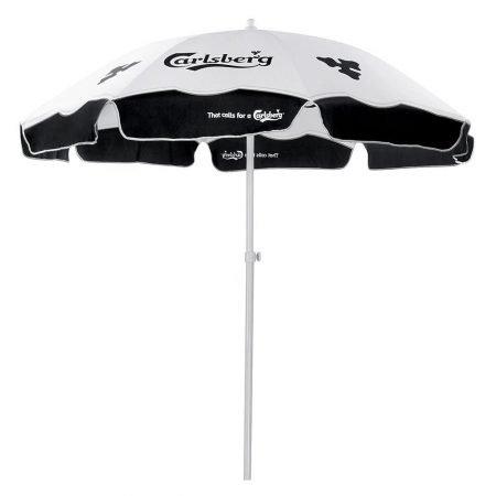 branded beach umbrella high quality
