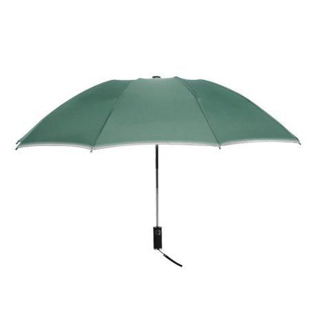 safe folding umbrella 10 bones reflective strip 4