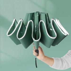 safe foldable umbrella