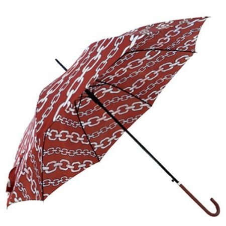small size straight parasol lady promotional custom 12