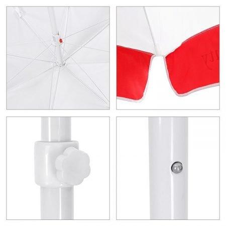 strong beach umbrella