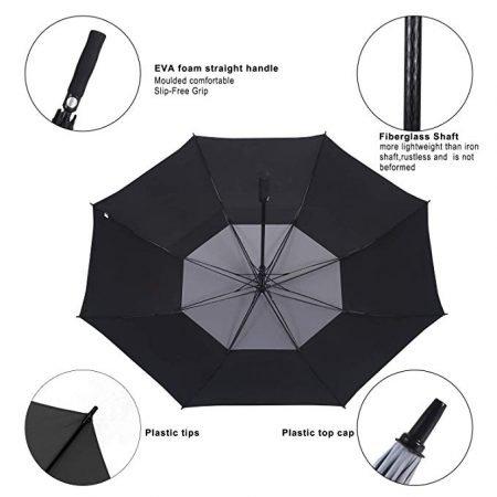 super large golf umbrella 4