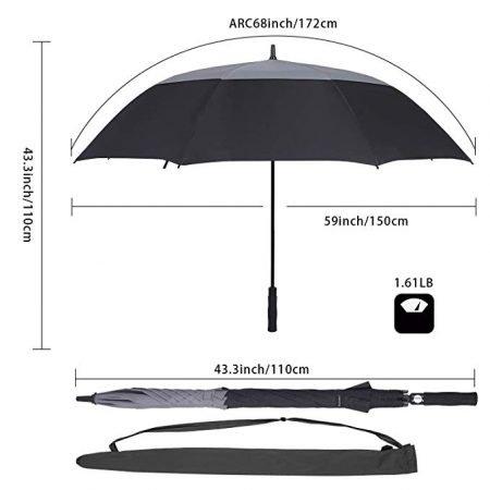 super large golf umbrella 5