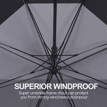 super large golf umbrella 8