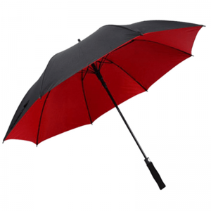 Double Layer Stormproof Straight Golf Umbrella