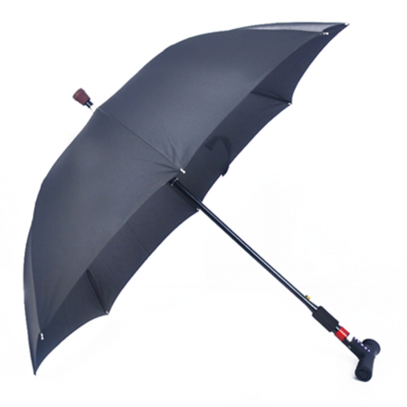 Fashionable Music Walking Stick Crutch Umbrella