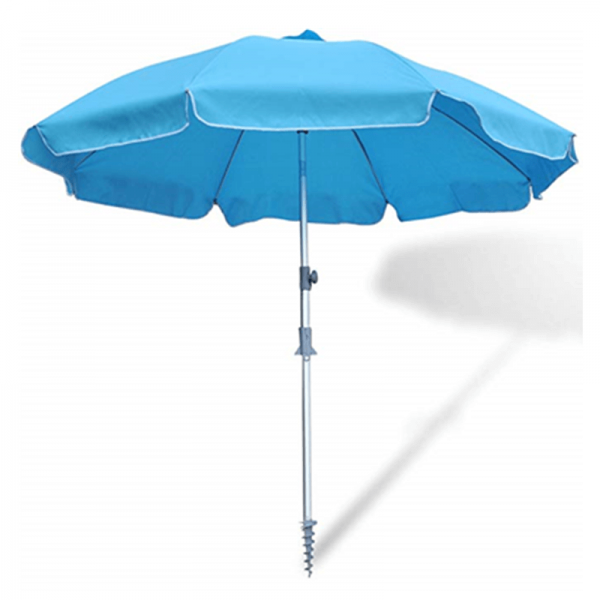 Outdoor Sun Parasol Portable Beach Umbrella