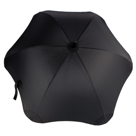 Wind Resistant Promotional No Tip Straight Umbrella