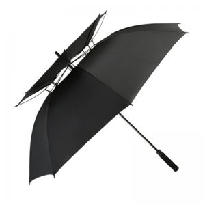 Extra Oversize Large True Vented Windproof Golf Umbrella