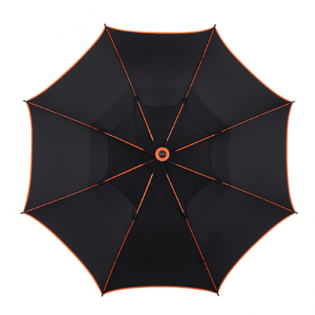 Custom Colorful Frame Windproof Commerical Golf Umbrella