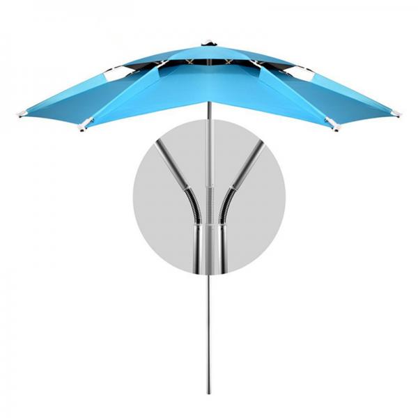 New Customized Fashionable Multipurpose Outdoor Beach Umbrella