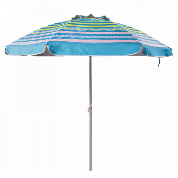 Promotional Outdoor Weatherproof Sun Beach Umbrella