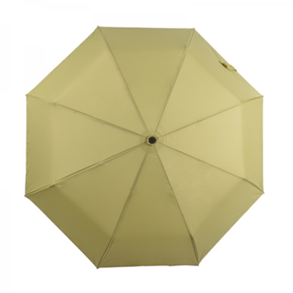 Automatic Wooden Handle Folding Umbrella