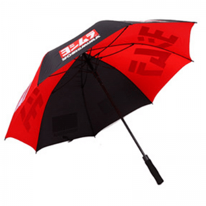 Customize Advertisement Windproof Promotional Golf Umbrella With Custom Logo