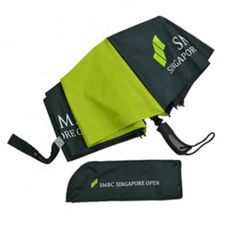 Promotional Logo Custom Folding Umbrella