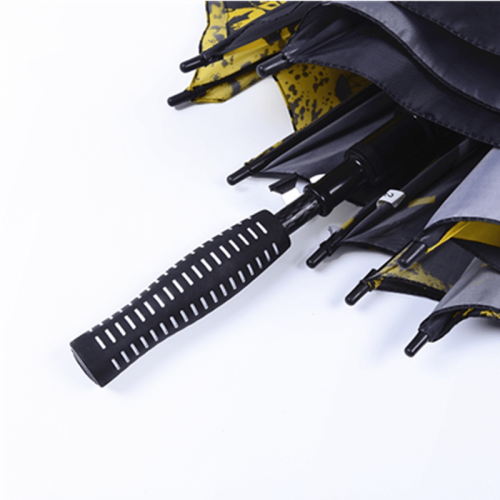 Custom Full Print Semi-automatic Straight Umbrella