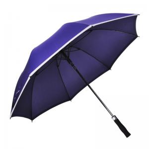 Safety Reflective Edge Golf Umbrella