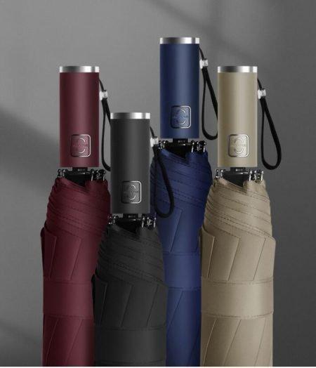 windproof travel folding umbrella man 1