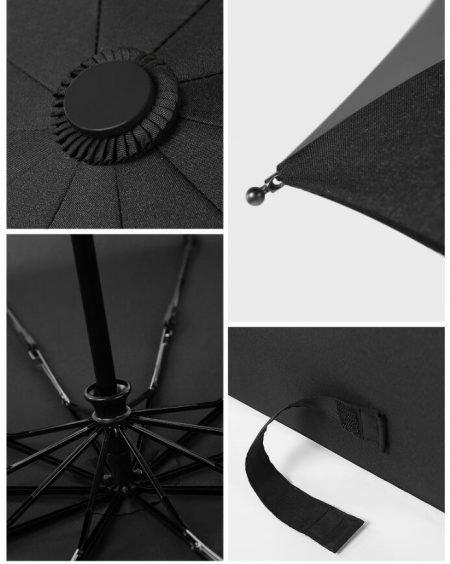 windproof travel folding umbrella man 12
