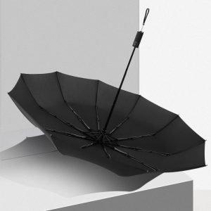windproof travel folding umbrella man 5