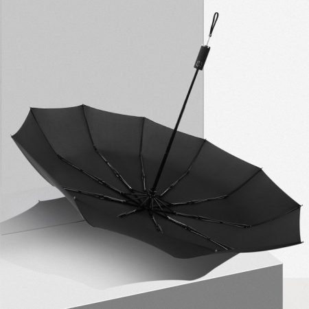 windproof travel folding umbrella man 5
