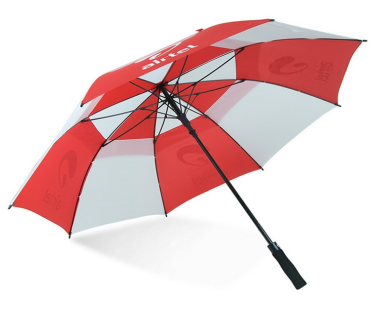 VENTED LARGE UMBRELLA FOR STORMPROOF