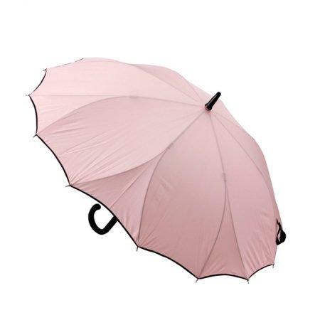 Personalised One Piece Straight Auto Open Ladies Umbrella 2