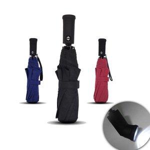 led folding umbrella