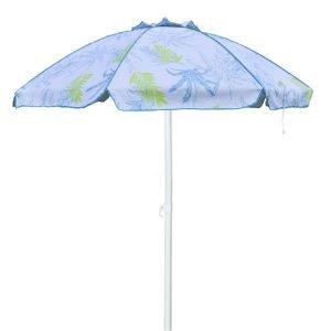 custom printing portable beach umbrella