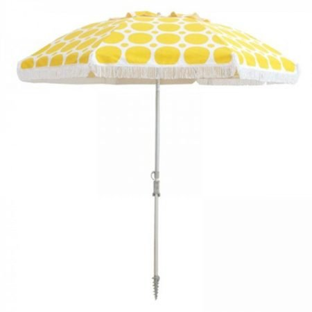 extra large fringed umbrella for outdoor sun beach