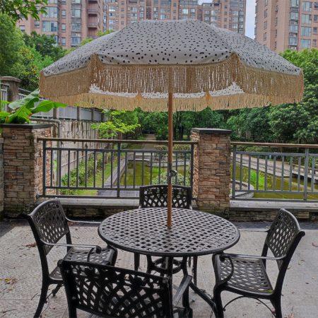 luxury fringed beach umbrella (8)