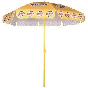 Promotional Beach Umbrella with custom printing