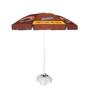uv protection beach market umbrella