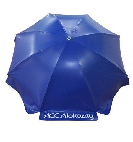 PVC beach parasols 3