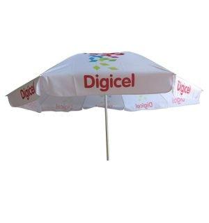 aluminum beach umbrella 2